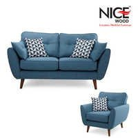 Traditional Indian 2  seater Sofa