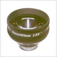 OmniView 135 Contact Slit Lamp Lenses