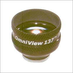 OmniView 137 Contact Slit Lamp Lenses
