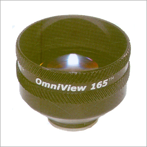 OmniView 165 Contact Slit Lamp Lenses