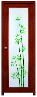 PVC Glass Doors