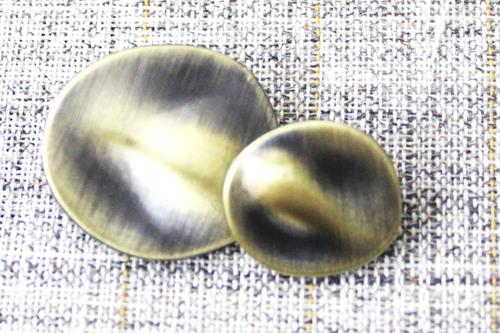 Copper Suit Button