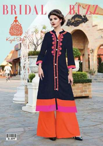 Fashnable Long Kurtis