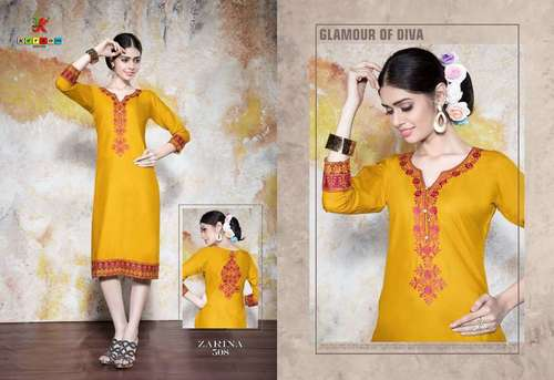 Fashnable Designer Indian Kurtis