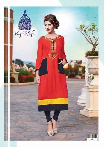 Indian Clothing Kurti