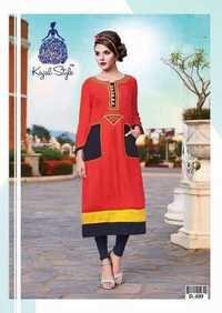 Indian Clothing Kurti