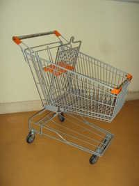 SS Shopping Trolley Wire Base