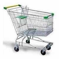 Super Market Shopping Trolley