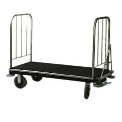 Steel Luggage Cart Trolley