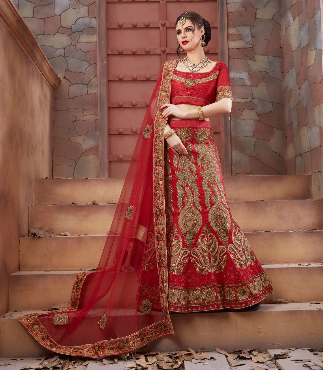 Indian Wedding Lehengas