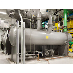 Air Cooled Chiller Plants