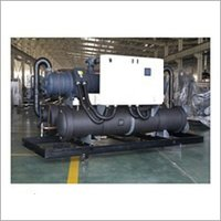 Water Cooled  And Air  Cooled Chiller Plants