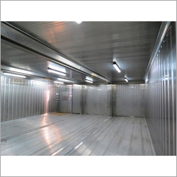 Cold Storage Room System