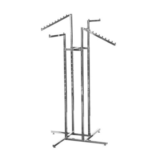 SS Four Way Display Stand