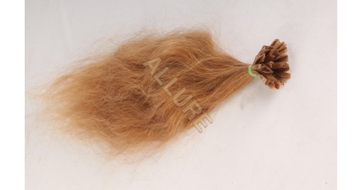 Keratin Blonde Tip Hair