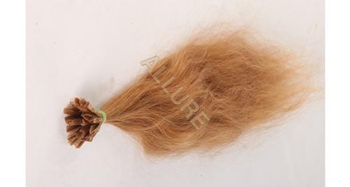 Keratin Blonde U Tip Hair