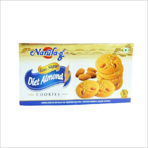 Diet Almond Cookies