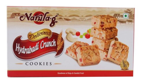 Hydrabadi Crunch Cookies