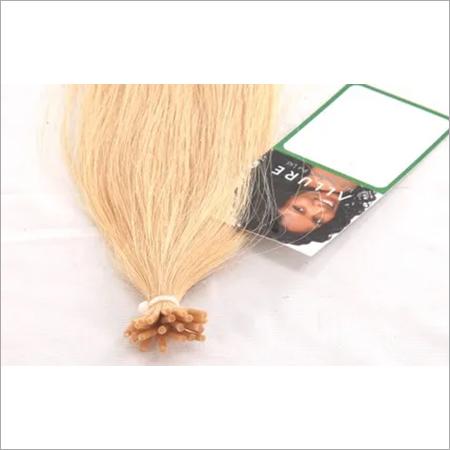 Keratin Blonde I Tip Hair