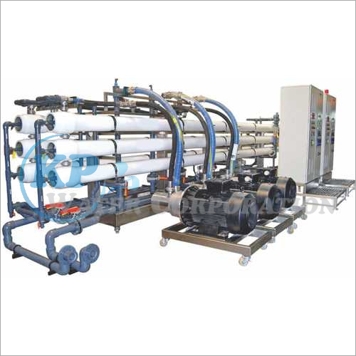 Containerised Sea Water Desalination Plant