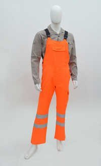 Hi Vis Bib Trousers