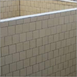 White Alkali Proof Brick
