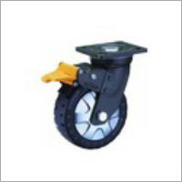Polyurethane Wheel with Taper Roller Bearing