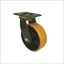 Polyurethane Wheel with CI Core