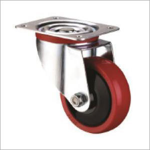 Can Caster Polypropylene Wheels