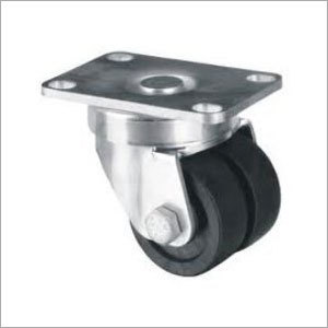 Low Height Heavy Duty Caster Wheels