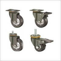 Medium Duty Polyurethane Caster Wheels