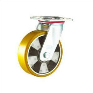 Extra Heavy Duty Wheel with Taper Roller Bearing