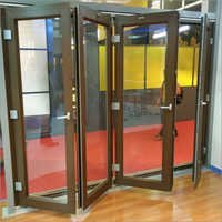 UPVC Slide & Fold Door