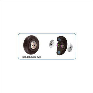 Pneumatic Rubber Caster Wheel