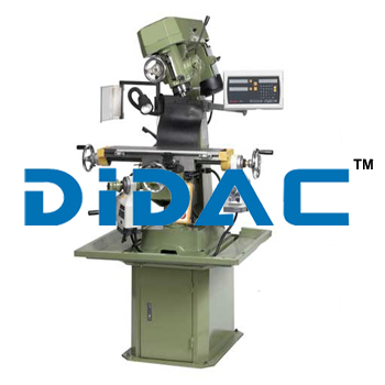 VMC Turret Milling Machine