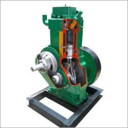 Diesel Stroke Single Cylinder