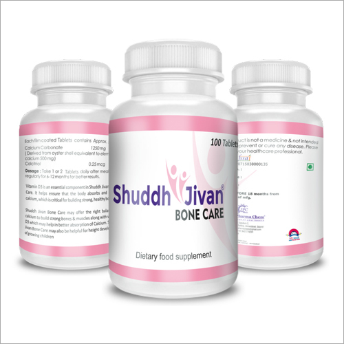 Nutraceutical Tablet & Capsule