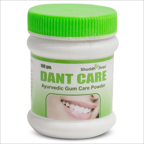 Dant Care Powder