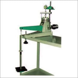 Consolidation Apparatus (Front Loading Type)