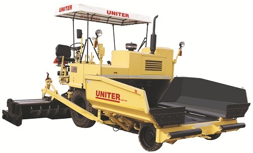 Asphalt Paver Finisher Model UAP-04
