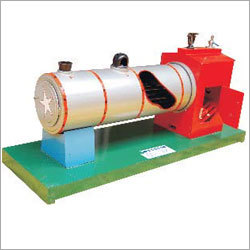 Model Of Locomotive Boiler