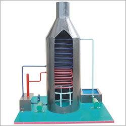 Model Of Loeffler Boiler
