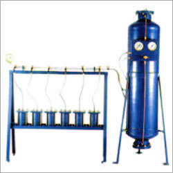 Cement Mortar Permeability Apparatus