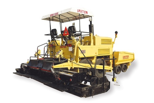 Hydrostatic Sensor Paver Finisher Model VP-05