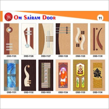 Digital Door Skin