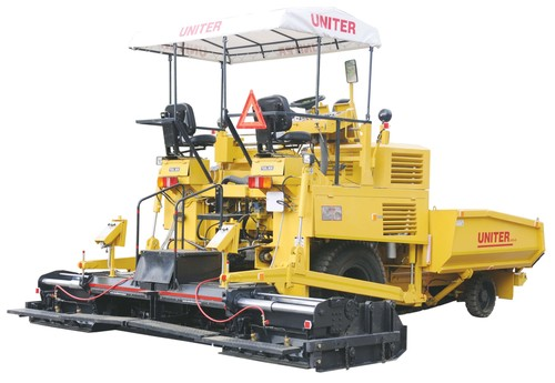 Hydrostatic Paver Finisher UHD-45