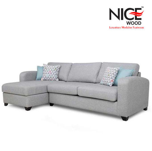 L Lounge Greu Sofa