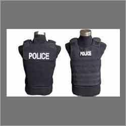Police Bullet Proof Jacket