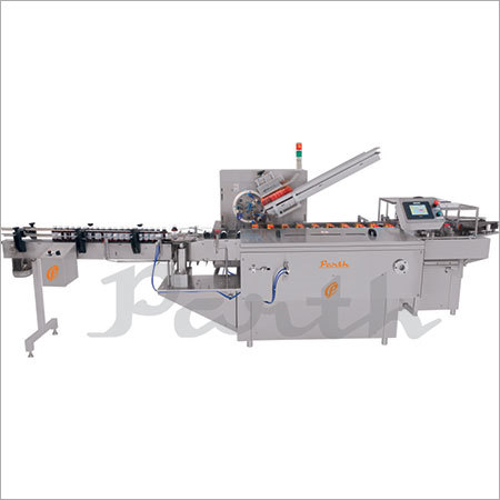 Auto cartoning machine