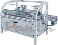 Automatic Round Bottle Sticker Labeling Machine.